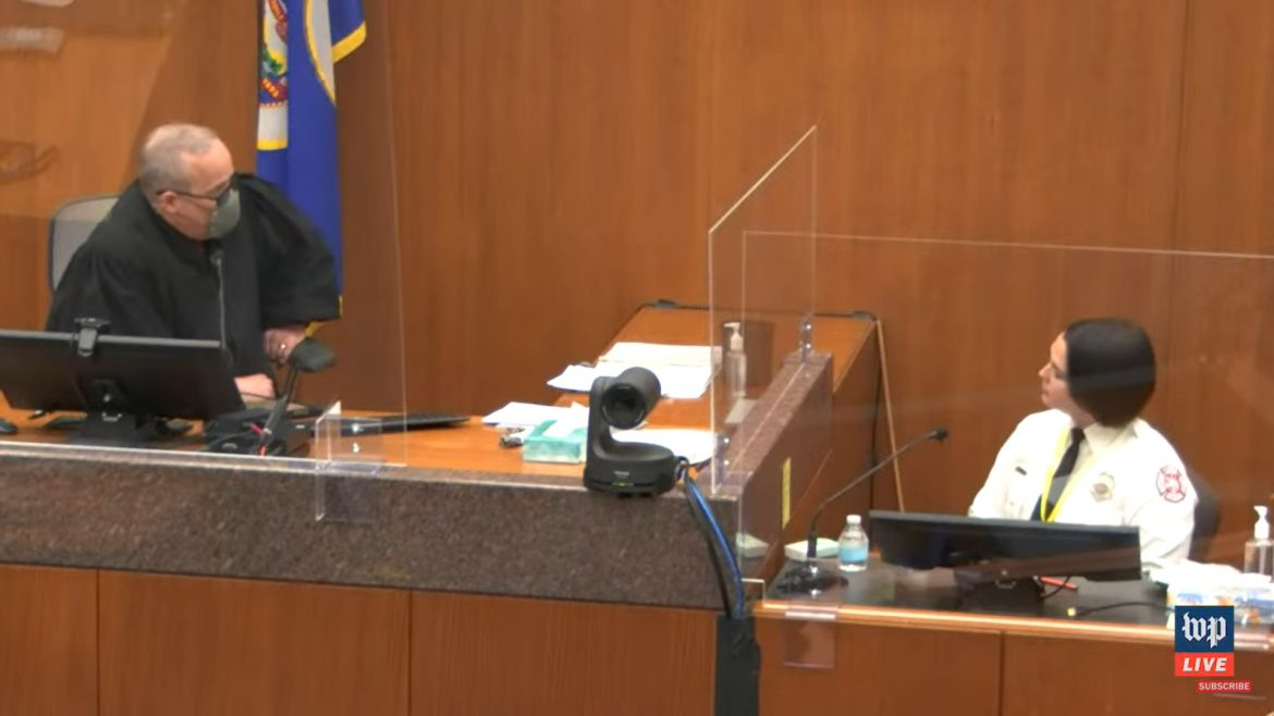 Chauvin Trial – Day 2