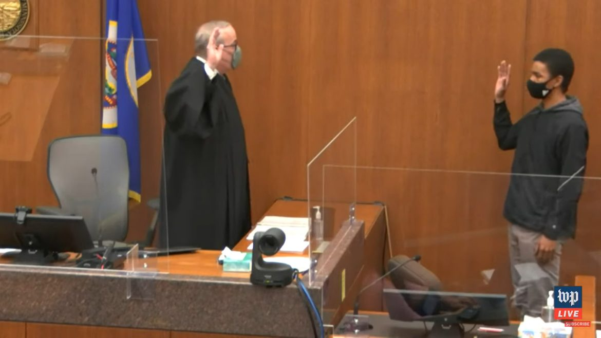 Chauvin Trial – Day 3