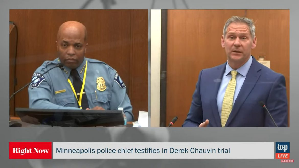 Chauvin Trial – Day 6